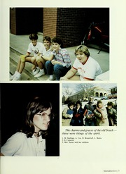 Page 7, 1986 Edition, LaGrange College - Quadrangle Yearbook (Lagrange, GA) online yearbook collection