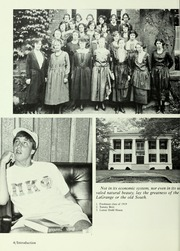 Page 8, 1986 Edition, LaGrange College - Quadrangle Yearbook (Lagrange, GA) online yearbook collection