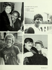 Page 9, 1986 Edition, LaGrange College - Quadrangle Yearbook (Lagrange, GA) online yearbook collection