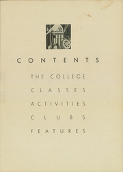 Page 11, 1934 Edition, Georgia College and State University - Spectrum Yearbook (Milledgeville, GA) online yearbook collection
