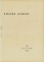 Page 5, 1934 Edition, Georgia College and State University - Spectrum Yearbook (Milledgeville, GA) online yearbook collection