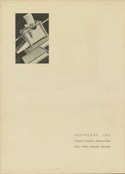 Page 6, 1934 Edition, Georgia College and State University - Spectrum Yearbook (Milledgeville, GA) online yearbook collection