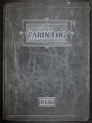 1936 Edition, Berry College - Cabin Log Yearbook (Mount Berry, GA)