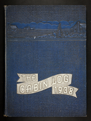 1938 Edition, Berry College - Cabin Log Yearbook (Mount Berry, GA)