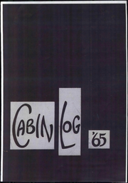 1965 Edition, Berry College - Cabin Log Yearbook (Mount Berry, GA)