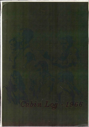 1966 Edition, Berry College - Cabin Log Yearbook (Mount Berry, GA)
