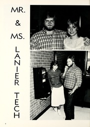 Page 10, 1985 Edition, Lanier Technical College - Yearbook (Oakwood, GA) online yearbook collection