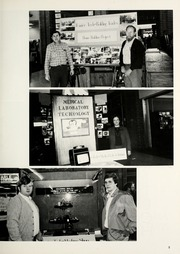 Page 9, 1985 Edition, Lanier Technical College - Yearbook (Oakwood, GA) online yearbook collection