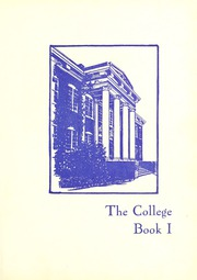 Page 13, 1926 Edition, Georgia Southern University - Reflector Yearbook (Statesboro, GA) online yearbook collection