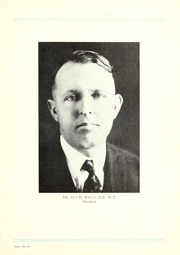 Page 15, 1928 Edition, Georgia Southern University - Reflector Yearbook (Statesboro, GA) online yearbook collection