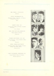 Page 17, 1928 Edition, Georgia Southern University - Reflector Yearbook (Statesboro, GA) online yearbook collection