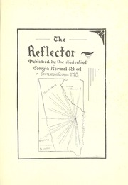 Page 5, 1928 Edition, Georgia Southern University - Reflector Yearbook (Statesboro, GA) online yearbook collection
