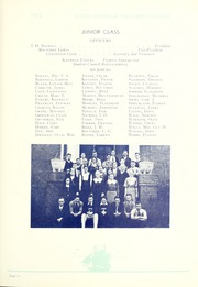 Page 15, 1933 Edition, Georgia Southern University - Reflector Yearbook (Statesboro, GA) online yearbook collection