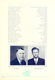 Page 7, 1933 Edition, Georgia Southern University - Reflector Yearbook (Statesboro, GA) online yearbook collection