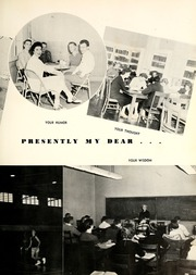 Page 11, 1957 Edition, Georgia Southern University - Reflector Yearbook (Statesboro, GA) online yearbook collection