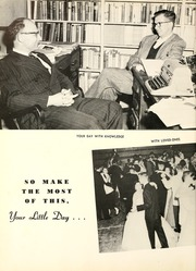 Page 12, 1957 Edition, Georgia Southern University - Reflector Yearbook (Statesboro, GA) online yearbook collection