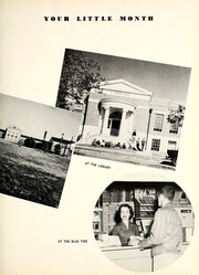 Page 15, 1957 Edition, Georgia Southern University - Reflector Yearbook (Statesboro, GA) online yearbook collection