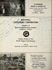 Page 200, 1959 Edition, Georgia Southern University - Reflector Yearbook (Statesboro, GA) online yearbook collection