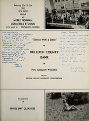 Page 201, 1959 Edition, Georgia Southern University - Reflector Yearbook (Statesboro, GA) online yearbook collection