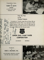 Page 205, 1959 Edition, Georgia Southern University - Reflector Yearbook (Statesboro, GA) online yearbook collection