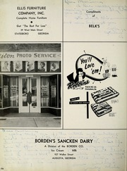 Page 210, 1959 Edition, Georgia Southern University - Reflector Yearbook (Statesboro, GA) online yearbook collection