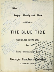 Page 212, 1959 Edition, Georgia Southern University - Reflector Yearbook (Statesboro, GA) online yearbook collection