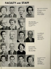 Page 36, 1959 Edition, Georgia Southern University - Reflector Yearbook (Statesboro, GA) online yearbook collection