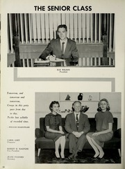 Page 38, 1959 Edition, Georgia Southern University - Reflector Yearbook (Statesboro, GA) online yearbook collection