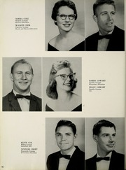 Page 44, 1959 Edition, Georgia Southern University - Reflector Yearbook (Statesboro, GA) online yearbook collection