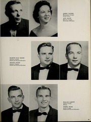 Page 45, 1959 Edition, Georgia Southern University - Reflector Yearbook (Statesboro, GA) online yearbook collection