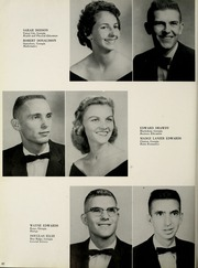 Page 46, 1959 Edition, Georgia Southern University - Reflector Yearbook (Statesboro, GA) online yearbook collection