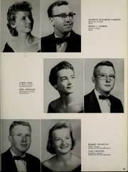 Page 49, 1959 Edition, Georgia Southern University - Reflector Yearbook (Statesboro, GA) online yearbook collection