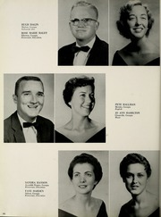 Page 50, 1959 Edition, Georgia Southern University - Reflector Yearbook (Statesboro, GA) online yearbook collection