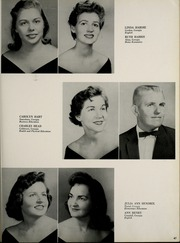 Page 51, 1959 Edition, Georgia Southern University - Reflector Yearbook (Statesboro, GA) online yearbook collection