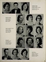 Page 93, 1959 Edition, Georgia Southern University - Reflector Yearbook (Statesboro, GA) online yearbook collection