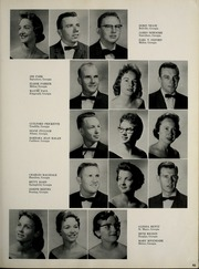 Page 97, 1959 Edition, Georgia Southern University - Reflector Yearbook (Statesboro, GA) online yearbook collection