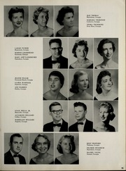 Page 99, 1959 Edition, Georgia Southern University - Reflector Yearbook (Statesboro, GA) online yearbook collection