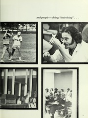 Page 15, 1973 Edition, Georgia Southern University - Reflector Yearbook (Statesboro, GA) online yearbook collection