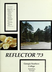 Page 5, 1973 Edition, Georgia Southern University - Reflector Yearbook (Statesboro, GA) online yearbook collection