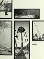 Page 7, 1973 Edition, Georgia Southern University - Reflector Yearbook (Statesboro, GA) online yearbook collection