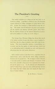 Page 12, 1928 Edition, Valdosta State University - Pinecone Yearbook (Valdosta, GA) online yearbook collection