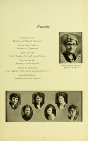 Page 15, 1928 Edition, Valdosta State University - Pinecone Yearbook (Valdosta, GA) online yearbook collection