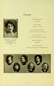 Page 16, 1928 Edition, Valdosta State University - Pinecone Yearbook (Valdosta, GA) online yearbook collection