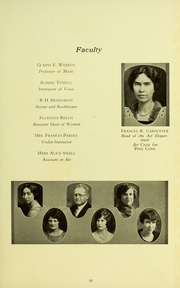 Page 17, 1928 Edition, Valdosta State University - Pinecone Yearbook (Valdosta, GA) online yearbook collection