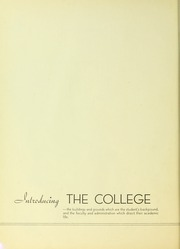 Page 10, 1939 Edition, Valdosta State University - Pinecone Yearbook (Valdosta, GA) online yearbook collection