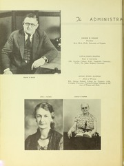 Page 14, 1939 Edition, Valdosta State University - Pinecone Yearbook (Valdosta, GA) online yearbook collection