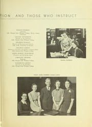 Page 15, 1939 Edition, Valdosta State University - Pinecone Yearbook (Valdosta, GA) online yearbook collection