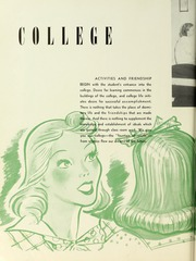 Page 10, 1941 Edition, Valdosta State University - Pinecone Yearbook (Valdosta, GA) online yearbook collection