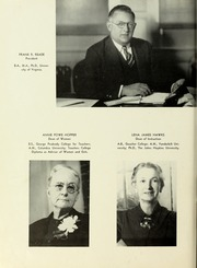 Page 16, 1941 Edition, Valdosta State University - Pinecone Yearbook (Valdosta, GA) online yearbook collection