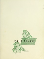 Page 5, 1941 Edition, Valdosta State University - Pinecone Yearbook (Valdosta, GA) online yearbook collection